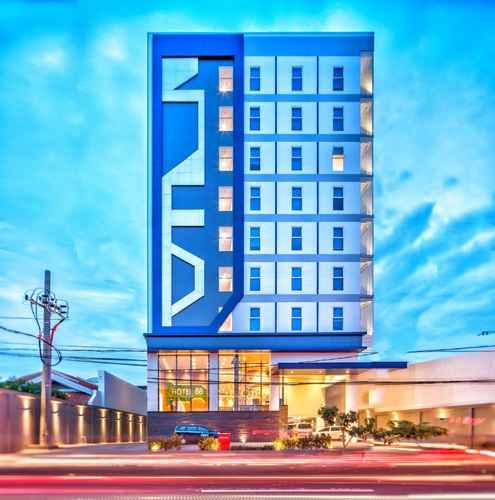 EXTERIOR_BUILDING Hotel 88 Kedungsari (Kedungdoro)