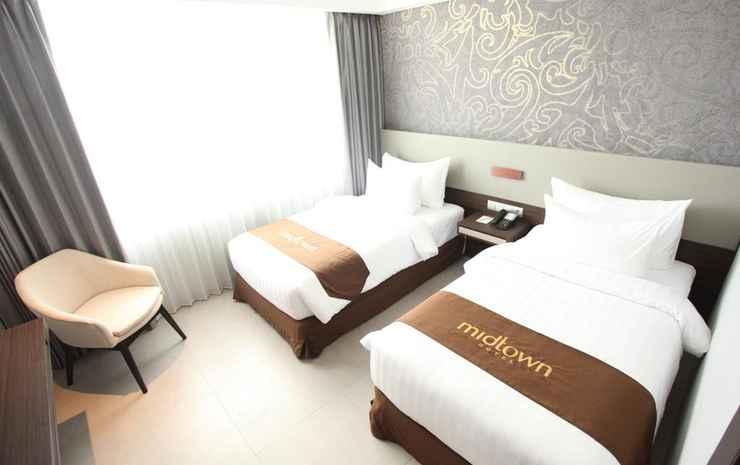 Midtown Hotel Samarinda Samarinda - Groovy Twin Room Only