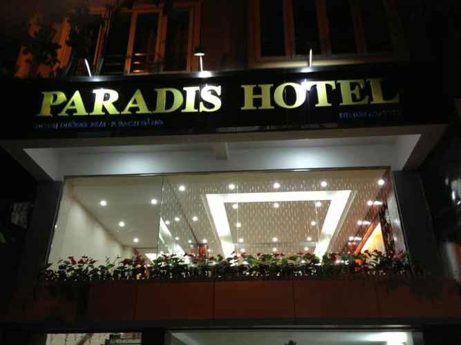 EXTERIOR_BUILDING Khách sạn Paradis Ha Long