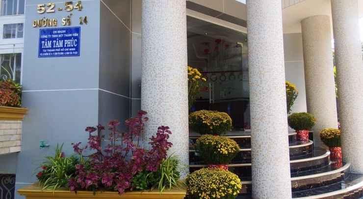 LOBBY Khách sạn Hồng Tâm