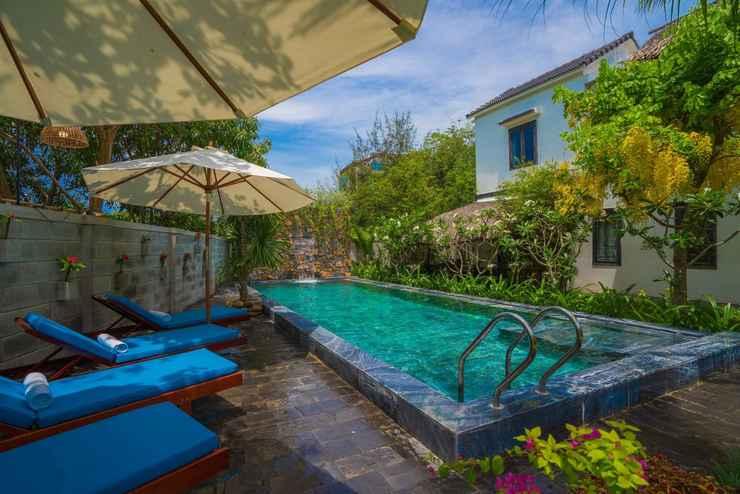 SWIMMING_POOL An Bang Garden Homestay