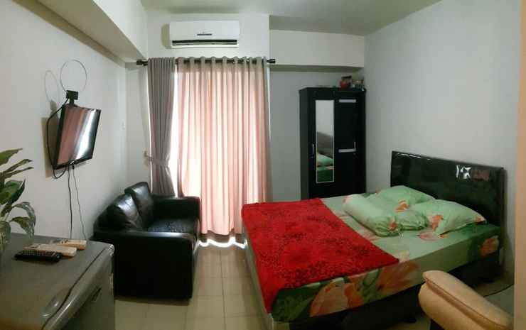 Comfy Room at Serpong Greenview Apartment Tangerang Selatan - 1 Double Bed (Maximum check-in 22:00)