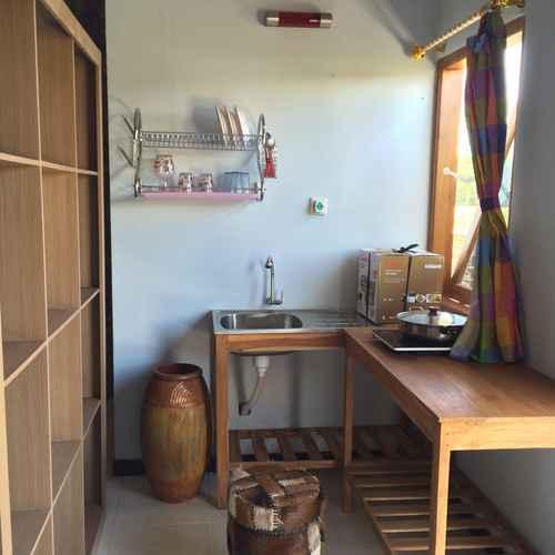 BEDROOM D' Sawah Guesthouse Klaten