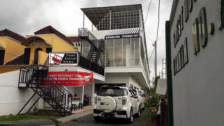 EXTERIOR_BUILDING D' Sawah Guesthouse Klaten