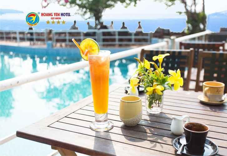 SWIMMING_POOL Hoang Yen 1 Hotel Quy Nhon