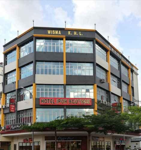 EXTERIOR_BUILDING Ipoh Boutique Hotel