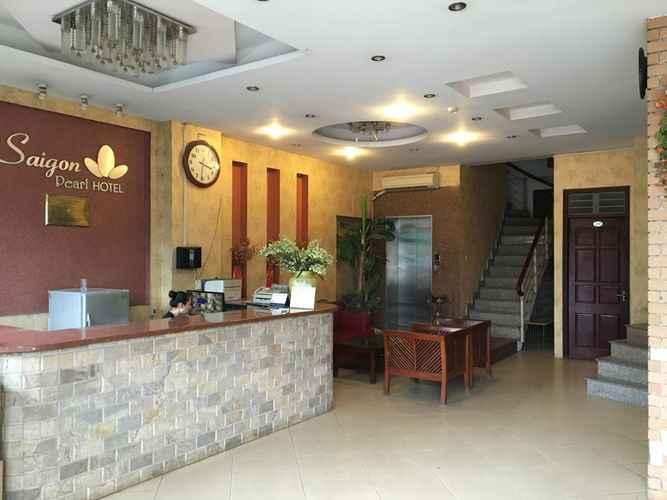 LOBBY Khách sạn Saigon Sun 3 - Phạm Hùng