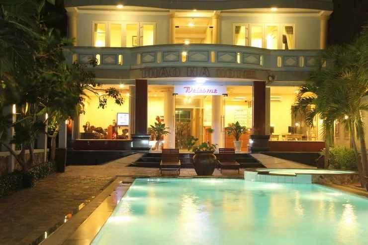 SWIMMING_POOL Khách sạn Thành Công Grand