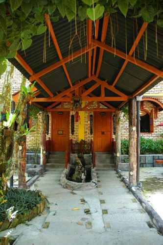 EXTERIOR_BUILDING Rina Balinese Resort
