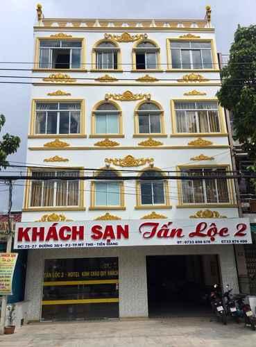EXTERIOR_BUILDING Khách sạn Tấn Lộc 2
