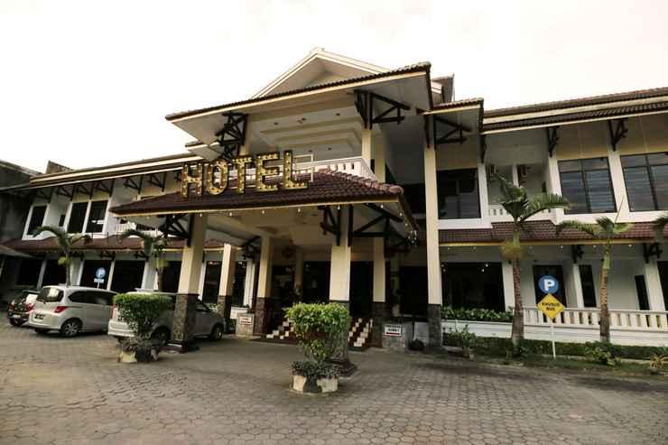EXTERIOR_BUILDING Hotel Wisata Magelang