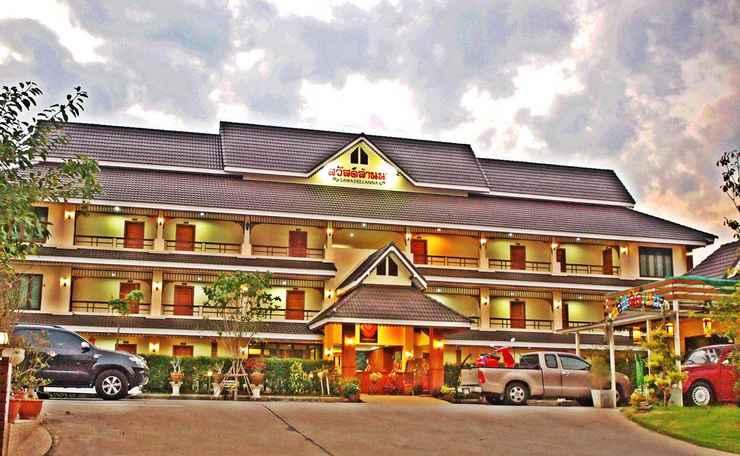 EXTERIOR_BUILDING โรงแรมสวัสดีล้านนา