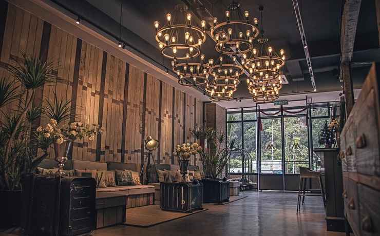 LOBBY Merton Hotel Ipoh