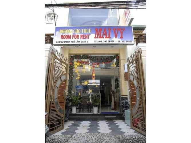 EXTERIOR_BUILDING Khách sạn Mai Vy
