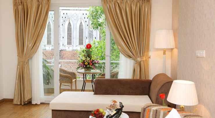 BEDROOM Khách sạn Splendid Star Suite
