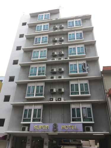 EXTERIOR_BUILDING Super 8 Hotel