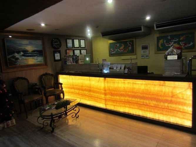 LOBBY The E-Hotel Makati