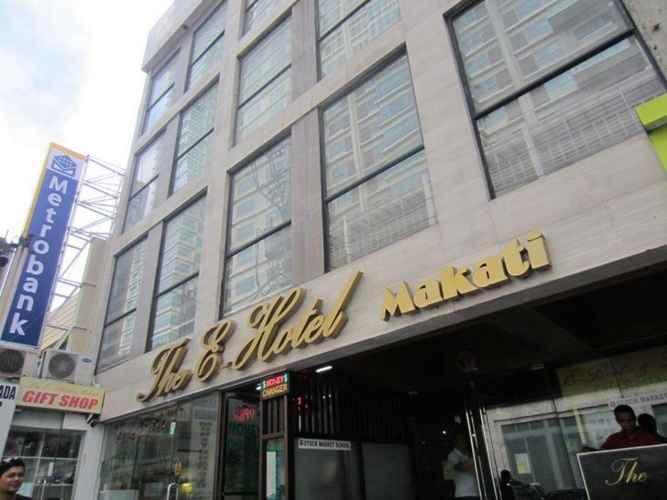 EXTERIOR_BUILDING The E-Hotel Makati