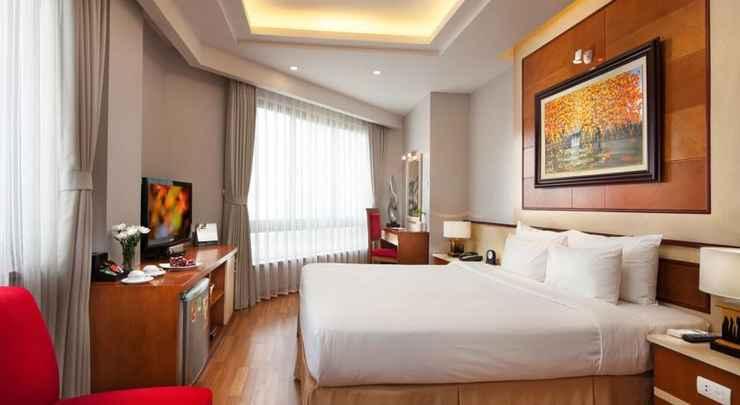 BEDROOM Khách sạn Luxeden