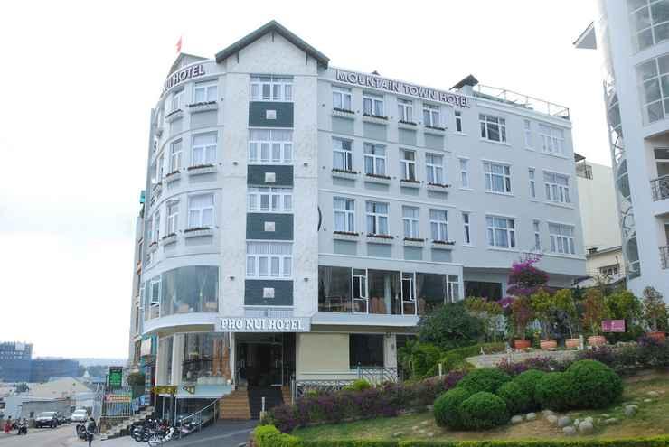 EXTERIOR_BUILDING Khách sạn Phố Núi Đà Lạt