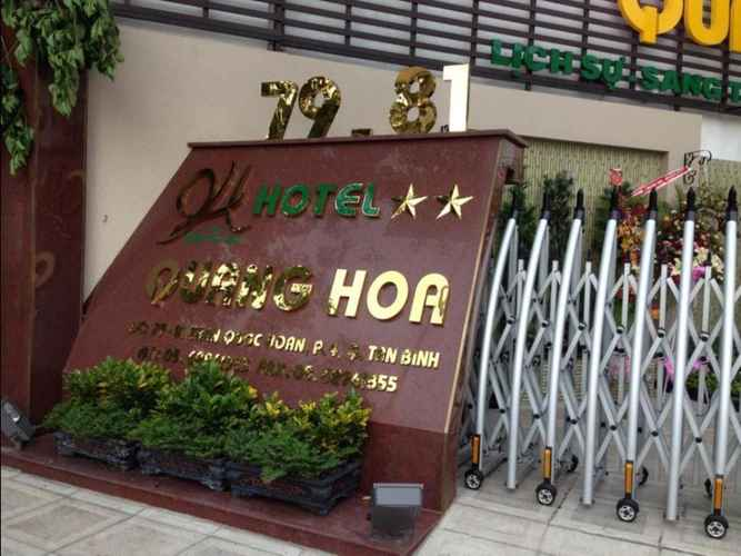 LOBBY Quang Hoa Hotel