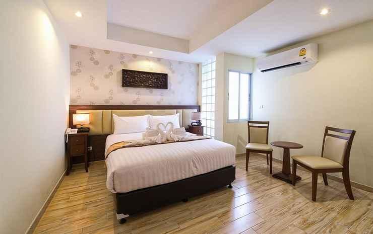 Suvarnabhumi Ville Airport Hotel Bangkok - Kamar Deluks