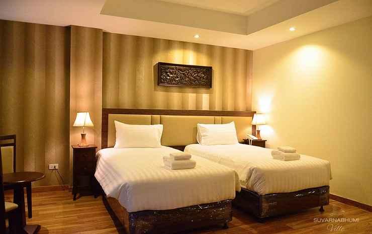Suvarnabhumi Ville Airport Hotel Bangkok - Kamar Eksekutif