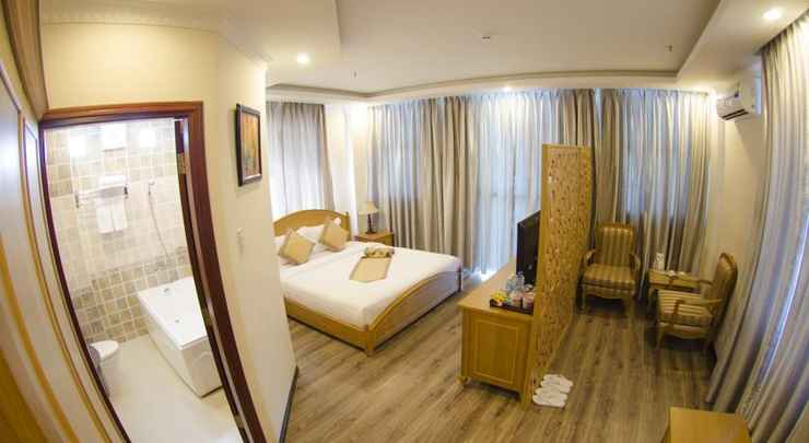 BEDROOM Khách sạn Madella