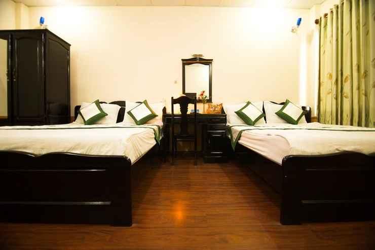 LOBBY Quoc Te Hotel Nha Trang