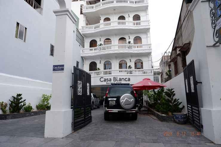 EXTERIOR_BUILDING Casa Blanca Boutique Hotel