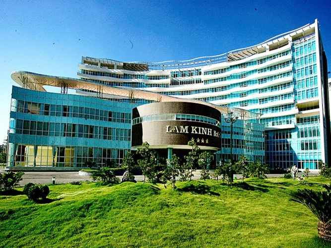 EXTERIOR_BUILDING Lam Kinh Hotel