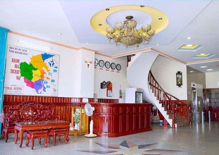 LOBBY Khách sạn Thái Dương Nha Trang