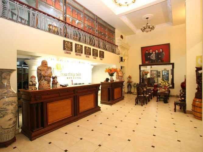 LOBBY Khách sạn Hoa Thủy Tiên