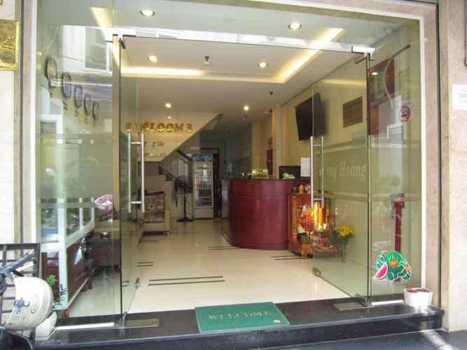 EXTERIOR_BUILDING Hoang Hoang Hotel (Bloom 3)