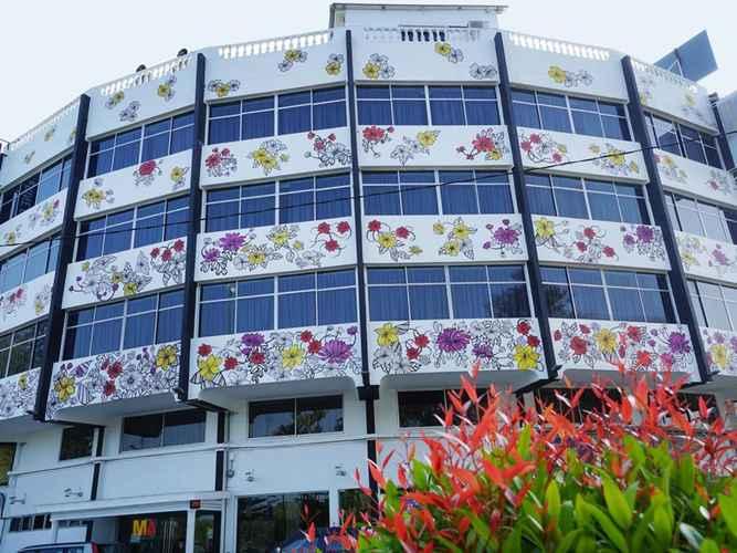 EXTERIOR_BUILDING Riverine Garden Hotel Kemaman