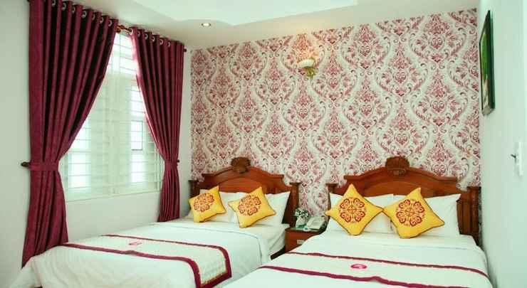 BEDROOM Khách sạn Golden Palm
