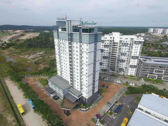 EXTERIOR_BUILDING Amansari Hotel Nusajaya