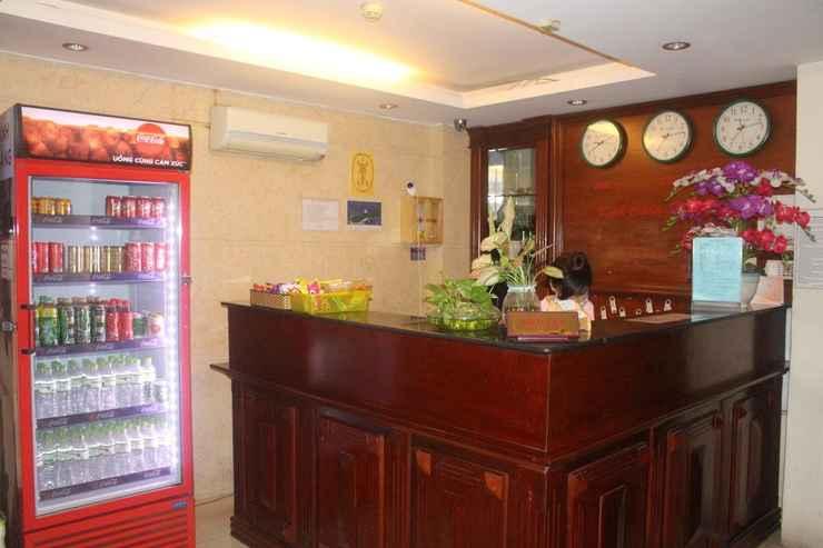LOBBY Khách sạn Sao Mai Xanh Sài Gòn