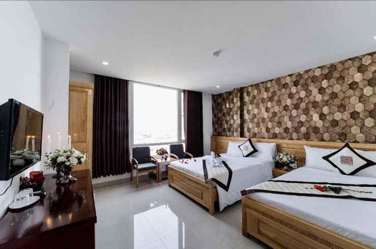 BEDROOM Quoc Thien Hotel