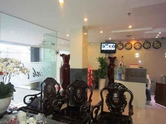 LOBBY Khách sạn Minh Châu Tân Bình