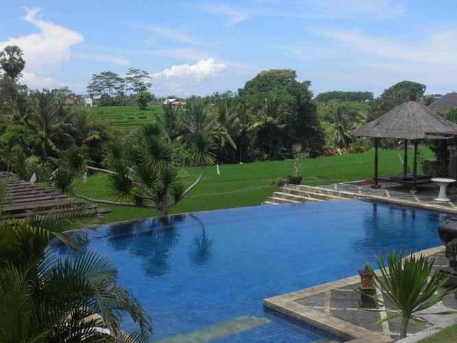 SWIMMING_POOL Bumi Ubud Resort