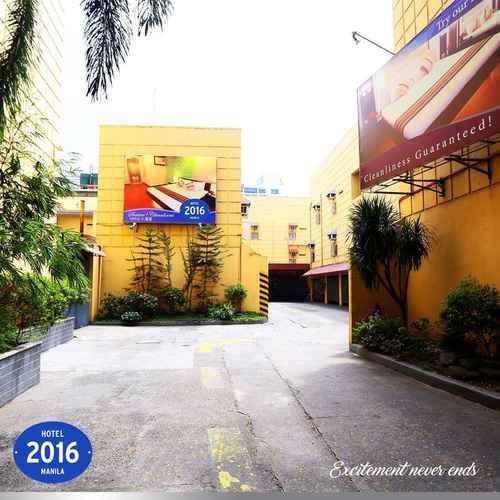 EXTERIOR_BUILDING Hotel 2016 Manila