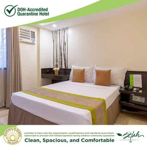 BEDROOM Selah Garden Hotel Manila (Quarantine Hotel)