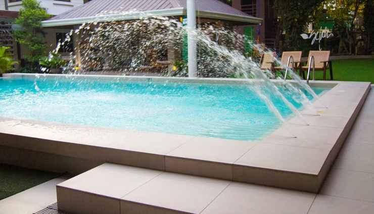 SWIMMING_POOL Selah Garden Hotel Manila (Quarantine Hotel)