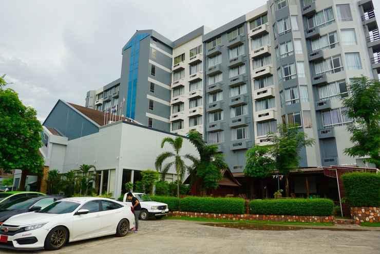 EXTERIOR_BUILDING Thepnakorn Hotel