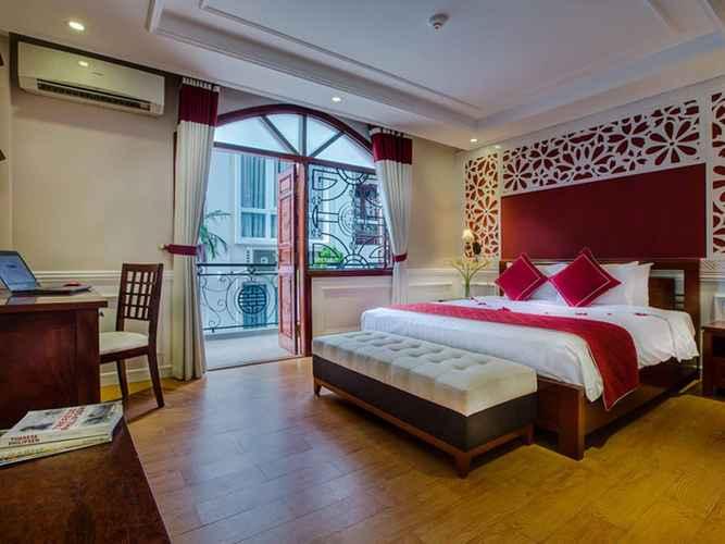 BEDROOM Khách sạn La Beaute De Hanoi