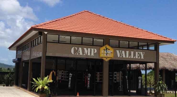 EXTERIOR_BUILDING CampValley Fitness Getaway