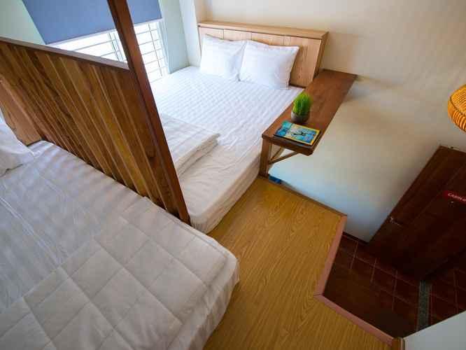BEDROOM Tabalo Hostel