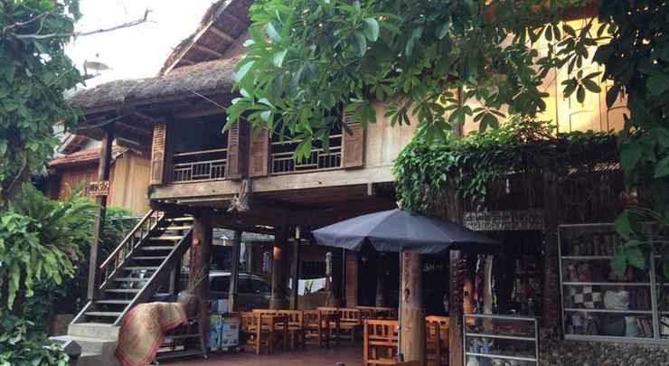 EXTERIOR_BUILDING Thuong Mai Homestay