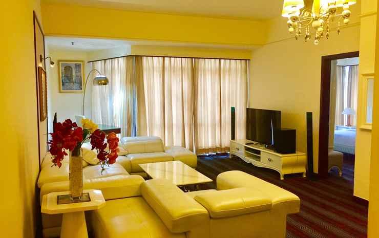 Makam Suite @ Times Square Kuala Lumpur - Family 02 Bedroom